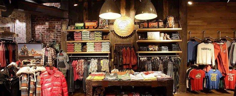 James Holder, Superdry, Superdry clothing, Superdry jacket, Superdry Middle East