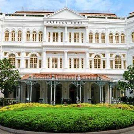 Holiday, Hotel, Raffles, Singapore, Travel