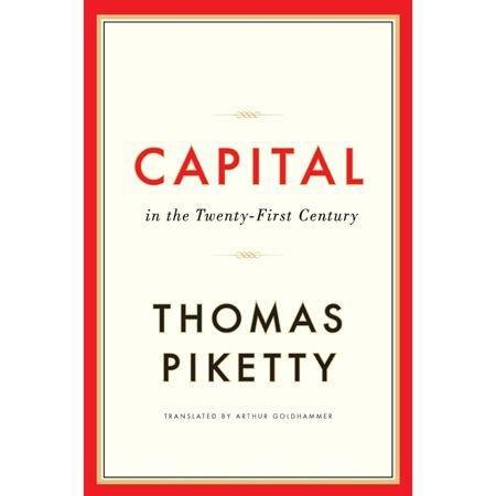 Books, Thomas piketty