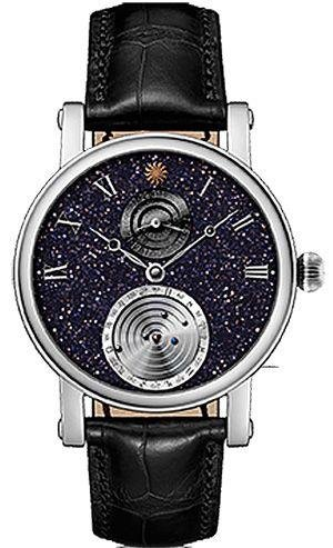 Night sky, Sky, Stars, Timepieces, Watches