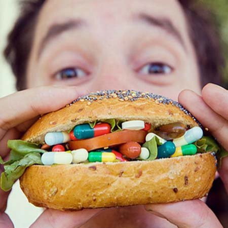 Diet, Graham Simpson, Health, Vitamins