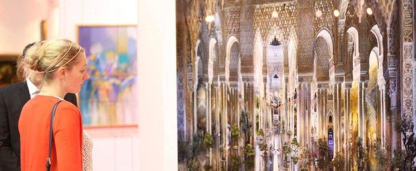 Art, Art dubai, Dubai, World Art Dubai