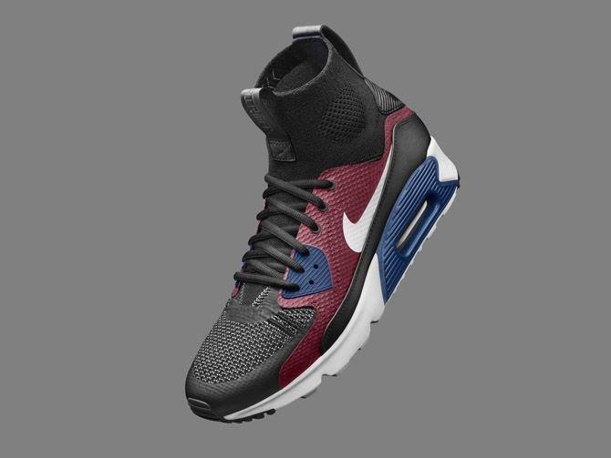 Footwear, Hiroshi Fujiwara, Nike, Nike Air Max, Sneaker, Tinker Hatfield
