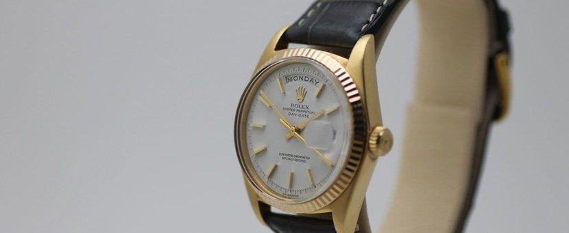 JFK, Roger Dubuis, Rolex, Soprano, Watches