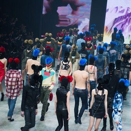 Diesel, Lady Gaga, London, Punk, Pussy Riot, Reboot, Venice, Yoko Ono