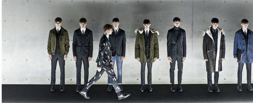 Dior, Diorhomme, Fashion, Interview, Krissvanassche, Menswear, Shanghai, Style