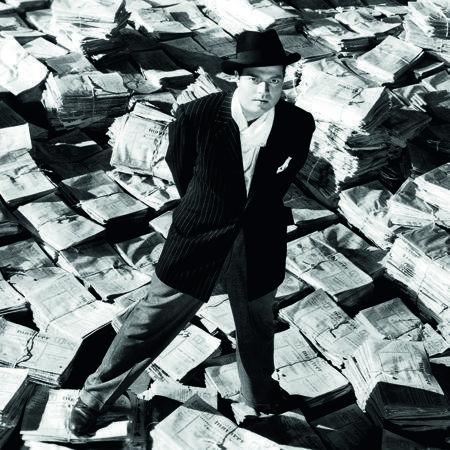 Cinema, Citizen Kane, Film, Film and TV, Mankiewicz, Orson Welles, Retro, Transformers, Unicron