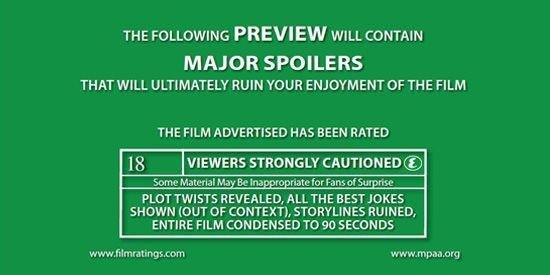 Cinema, Don LaFontaine, Film, Final Destination, Fox Studios, Gene Siskel, James L Brooks, Planet of the Apes, Roger Ebert, The Dark Knight Rises, The Simpsons Movie, Trailers