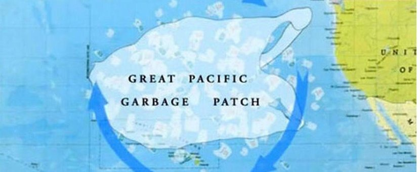 Business, Exit notes, Garbage, Nature, North Pacific, Ocean