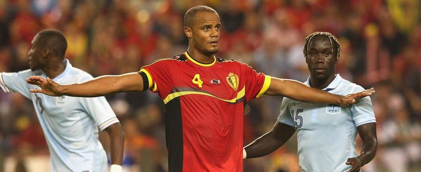 Abu dhabi, Belgium, Football, Interview, Man city, Vincent Kompany, What I've learned, What learned, World Cup