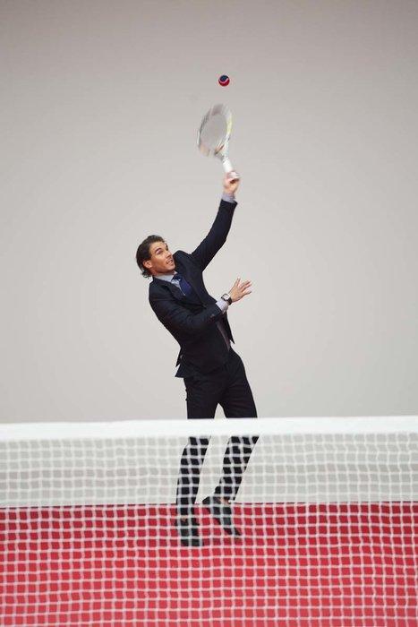 Rafa Nadal, Tommy Hilfiger, Rafa Nadal and Tommy Hilfiger, Nadal Hilfiger, Rafa Nadal hilfiger collection, Stylish rafa nadal, Rafa nadal esquire