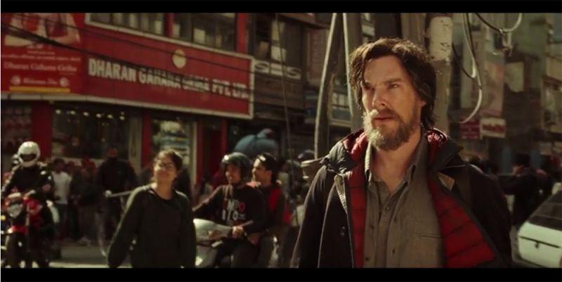 Doctor Strange, Doctor Strange trailer, New Doctor Strange trailer, Cumberbatch Doctor Strange