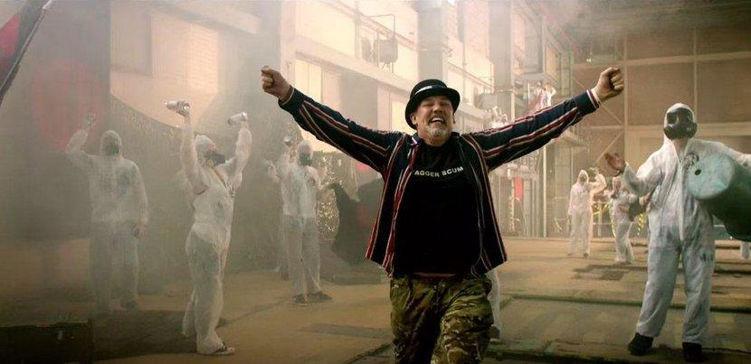 Banksy, Art, The banksy Job, Banksy film, AK47, Art Terrorist