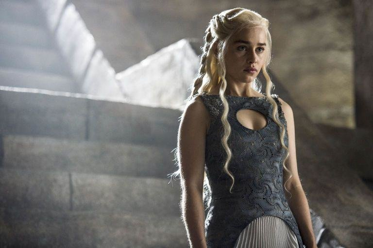 10. Daenerys Targaryen - During seasons 1-3 when Dani was evolving from meek princess into Mother Of Motherflipping Dragons, she was the best thing in Game Of Thrones. But since arriving in Meereen she hasn't done much besides sit on some cold-looking steps humouring peasants and making the odd political blunder that her dwindling crew of body guards have to sort out. Let's hope being back among the Dothraki helps the Khaleesi rediscover her pep this season.