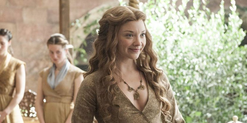 9. Margaery Tyrell - It's hard to think of the shrewder player of the game than the Queen (even if she is currently in chains), having seamlessly shifted alliance from Renly Baratheon to the Lannisters then taming a psychotic King (and then his meeker young brother) in an unstoppable rise to power. She is also the only character in the entire of Game Of Thrones - other than maybe Dani - who gives a shit about the poor, so y'know, kudos for that.