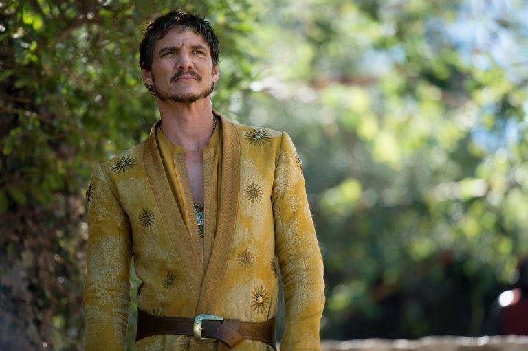 6. Oberyn Martell - Our biggest man crush in Game Of Thrones to date, the noble, charming libertine of Dorne stole every one of his too few scenes. He also had the coolest fighting style – best described as a 'swirly stick dance' – of any warrior in the seven kingdoms. His showdown with The Mountain remains the greatest Game Of Thrones scene ever.