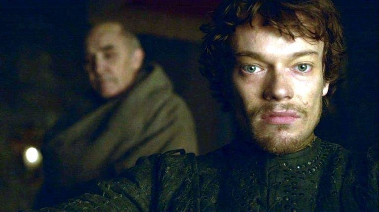 8. Theon / Reek - No character in Game Of Thrones has gone through quite as much change as the Eunuch of the Iron Islands, and we're not just talking about his anatomy. From cocky prince to sniveling wreck all by way of fateful hubris, poor old Theon is the great cautionary tale of the show and it is never less than (grimly) fascinating to see what happens to him next.