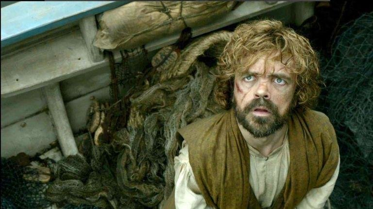 3. Tyrion Lannister - Someone once wisely observed that Peter Dinklage can portray more emotions with his eyebrows than most actors can with their entire bodies. Yes, as well as having the best lines, Tyrion has comfortably the most talented actor on cast portraying him. The Half Man is the character that gives Game Of Thrones dramatic substance and that makes him – not that we wish to tempt fate here – probably the only un-killable person in the show.