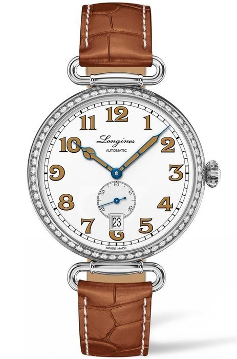 The limited-edition Longines L2.809.4.23.0