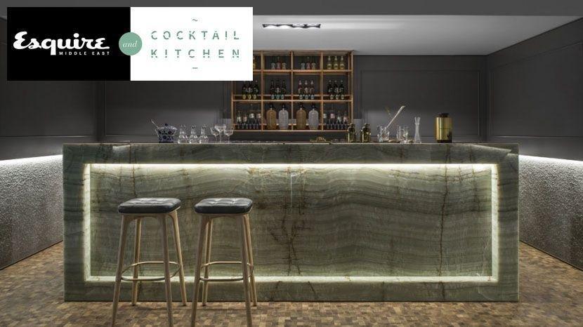 Esquire Club, Esquire Cocktail Kitchen, Cocktail Kitchen