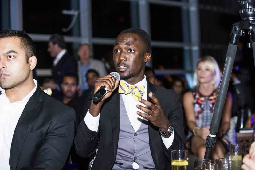 Business, Entrepreneur, Esquire gentlemen's evening, Event, Inspirational