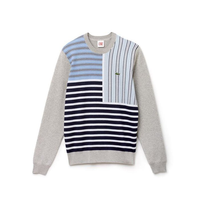 Lacoste LIVE! sweater - Because stylish sportswear is a trend that isn't going away any time soon (Dhs629)