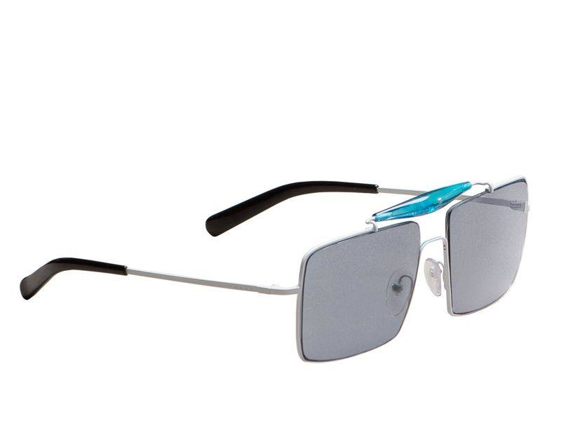 Prada sunglasses - Ditch your round sunnies, as the square frame reign this summer (Dhs990)