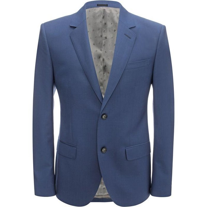 Alexander McQueen blazer - If you're going to pack one blazer when heading abroad, make it a navy jacket (Dhs6,815 at The Galleria)