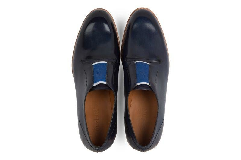 Berluti shoes - The airport-friendly slip-on shoe is essential come travel season (Dhs6,555)