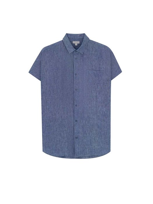 COS shirt - Lighter than denim, the blue cotton shirt will serve your weekend wardrobe well (Dhs160)