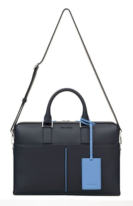Dior bag - Functional as a briefcase but fashionable to not look like you've just come from the office (Dhs11,300)