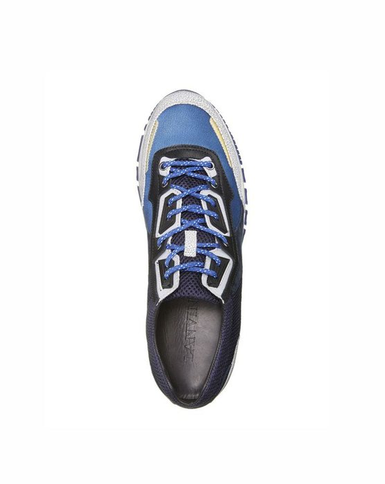 Lanvin sneakers - Hiking boot details make their mark on Lanvin's new sneakers (Dhs2,389)