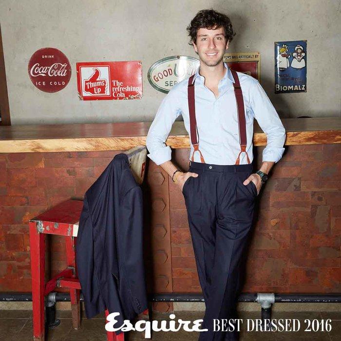 Best Dressed Men 2016