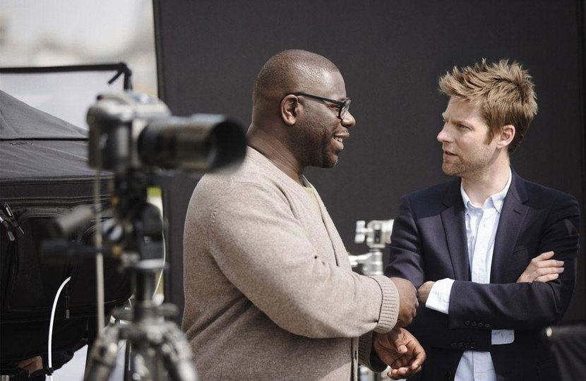 Steve McQueen & Christopher Bailey
