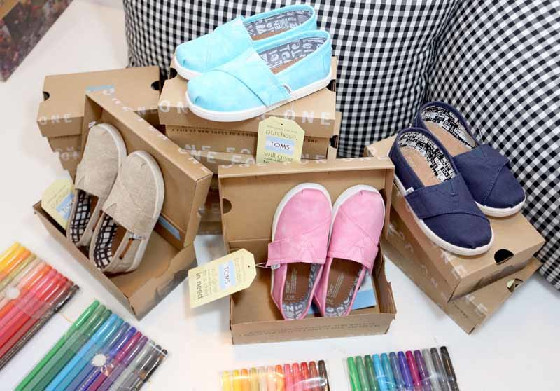 TOMS shoes, TOMS business plan, TOMS CEO, CEO Jim Alling, TOMS business strategy, Things we've learned