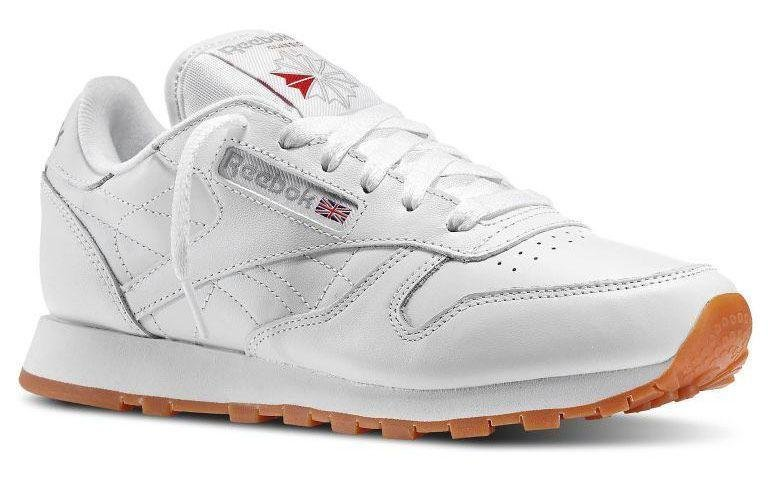 Reebok Classic  -  Yes, it suffered a bit of a downswing for a while there. But recently Reebok has been one of the biggest beneficiaries of the resurrection of retro sportswear, so the coast is clear for you to lace up your Classics again. Our recommendation? White leather with a gum sole—it's the perfect throwback summer shoe.