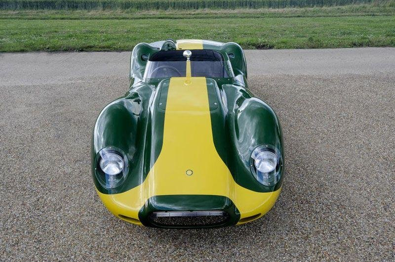 Special Edition Jaguars, Jaguar Special Edition, Jaguar Sterling Moss, Sterling Moss, Lister Sterling Moss, Lister Jaguar