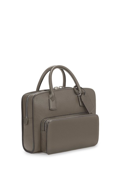 Giorgio Armani Bag - Boss that meeting with Armani's new city-savvy Private bag. Price on Request