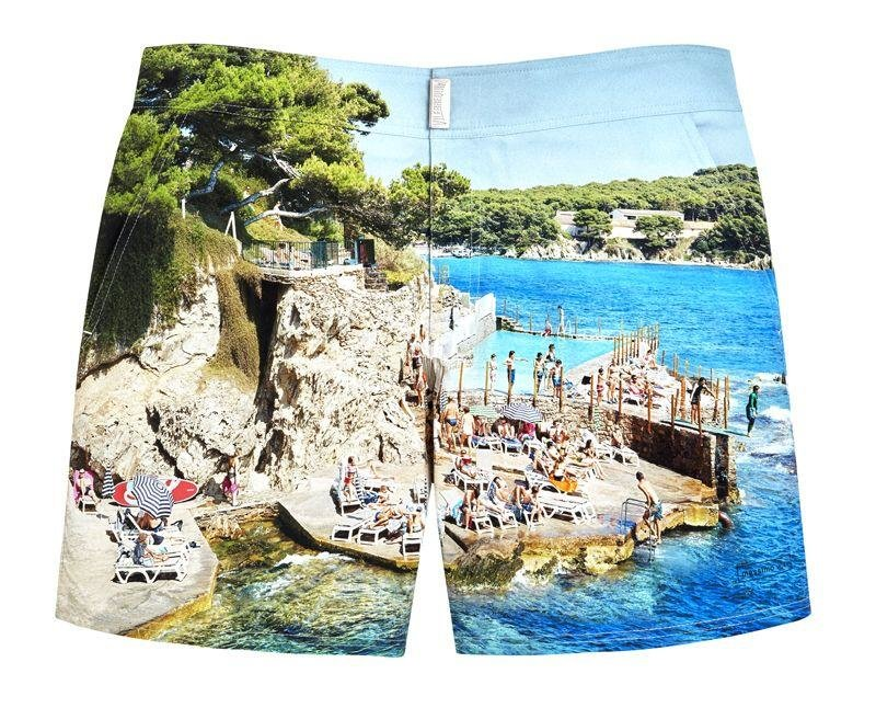 Vilebrequin Swimmers - The latest from the brand's photo collection. Summer is here, embrace it. Dhs1,085
