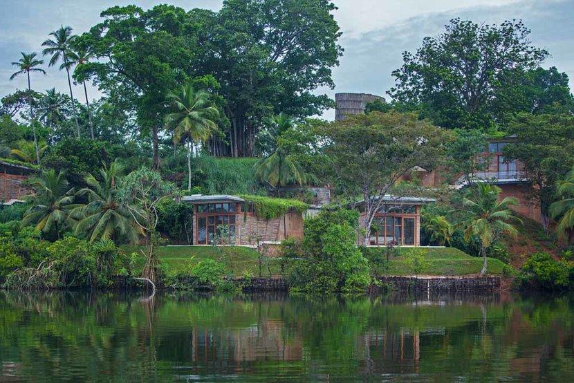 Tri Lanka, Lake Koggala, Sri lanka, Luxury eco-hotel, Hotel sri lanka, Ethical hotel