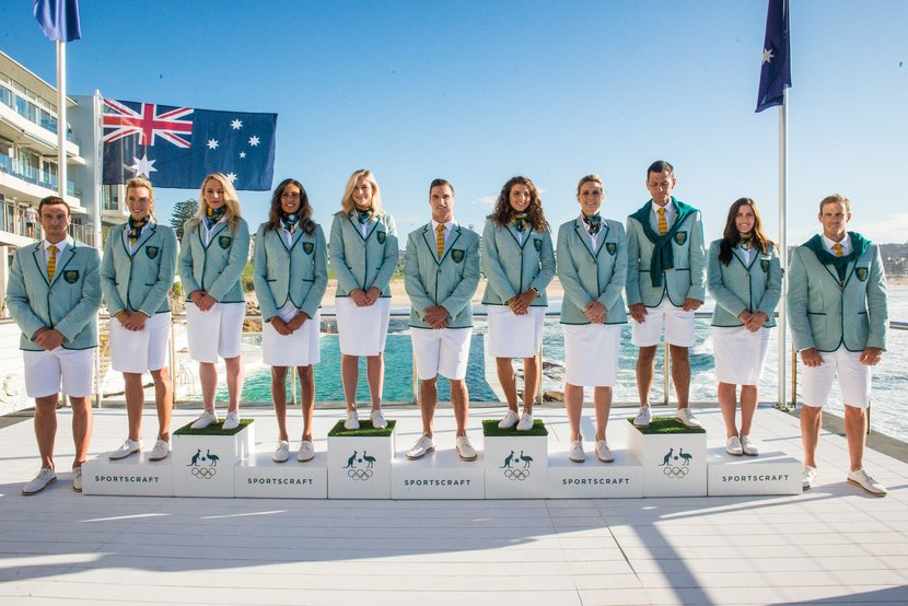 Olympics, Rio, 2016, Uniforms, Fashion