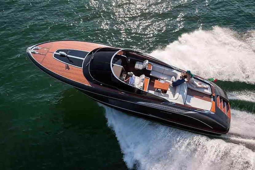 Yacht, Boat, Riva, Sea, Travel, Luxury, Speedboat, Rivamare