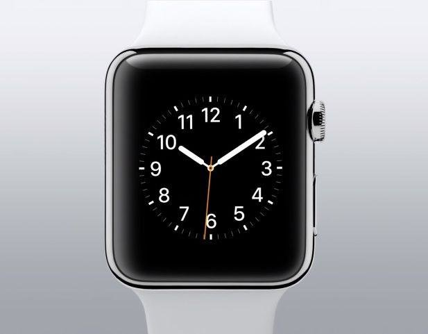 2. Adjust automatically to timezones: The Apple Watch sets the local time automatically and you can see what time it is at home in a glance by adjusting one of your complication windows to the world clock option. Which we think is much better than winding up your watch or doing a bit of mental arithmetic at the end of a night flight.