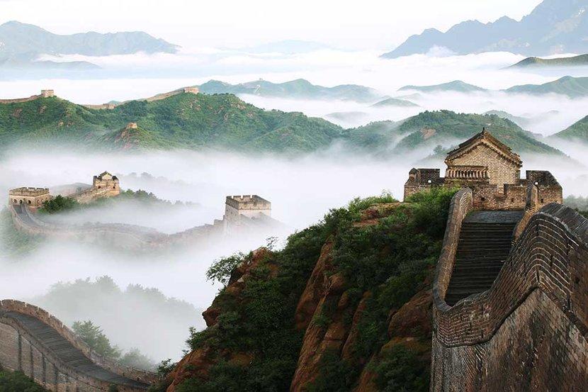 Great Wall of China, Walking along the great wall, Trekking in china, The great wall, Trekking great wall of china