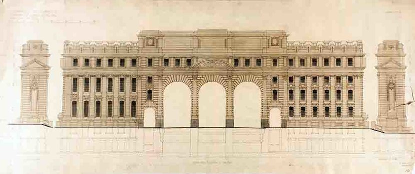 Admiralty Arch, London, Archiecture, Hotel, The Mall, New Hotel, Hotel in London, Where to stay in london, Esquire london guide