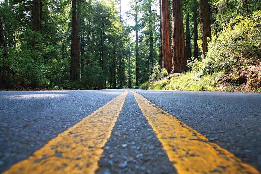 Driving down america, Road trip, Road trip across USA, USA, Driving, Route 101 USA, Driving Route 101