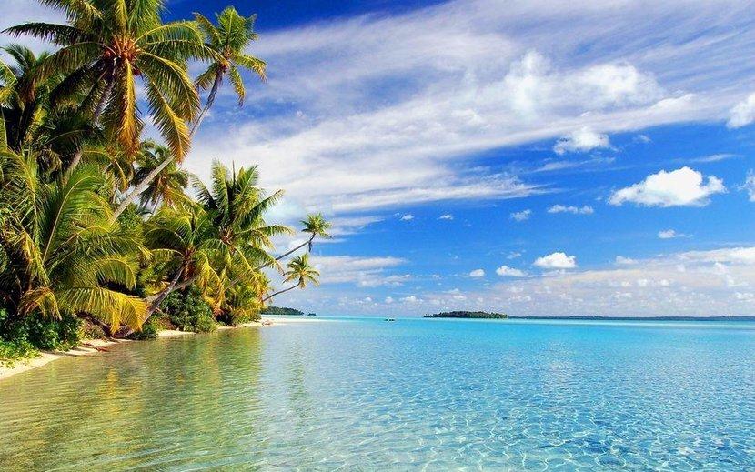 Tropical island, Man wins island in raffle, Man wins island, Man wins tropical island