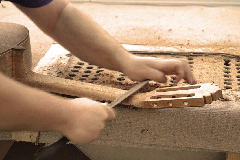 Guitars, Luthier, High-quality guitars