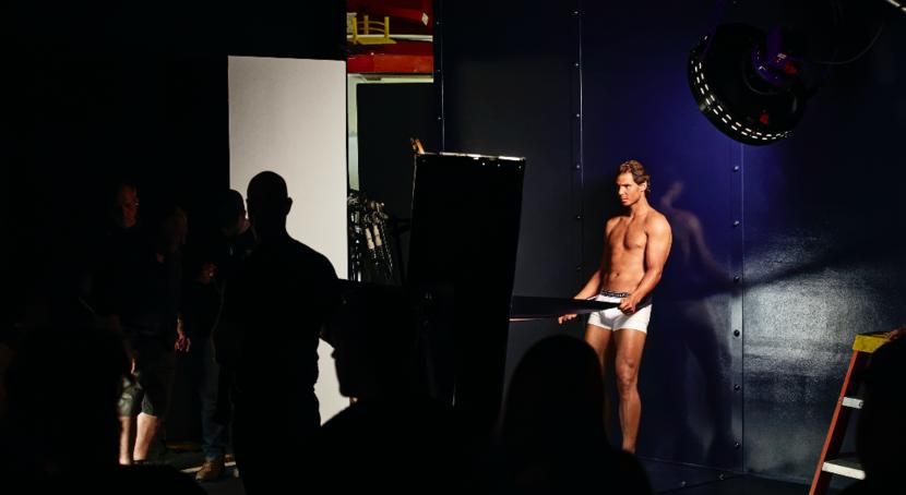 Nadal Hilfiger, Rafa Nadal and Tommy Hilfiger, Rafa Nadal, Rafa nadal esquire, Rafa Nadal hilfiger collection, Stylish rafa nadal, Underpants, Tommy hilfiger underwear