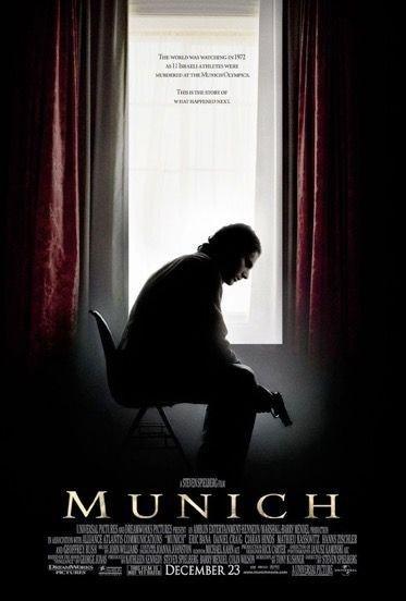 MUNICH (2005)  -  Mossad assassination squad avenges the 1972 Olympics massacre. So masterful was this drama that it was labelled as both vehemently anti-Israeli and defiantly pro-Israeli. Take a bow Mr. Spielberg.